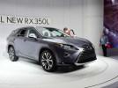 你的RX可能买早了 车展实拍雷克萨斯7座版RX
