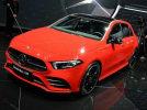 设计灵感来源于CLS的全新奔驰A200