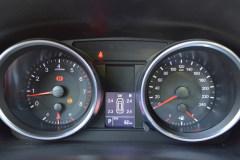 哈弗M6的仪表盘展示