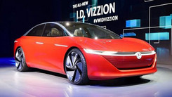 电动旗舰轿车愿景 大众 I.D. Vizzion概念车