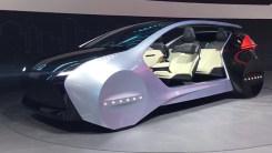 展望智能科技领域 纳智捷新概念座舱