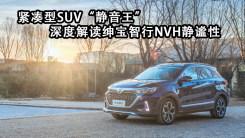 """紧凑型SUV""""静音王""""深度解读绅宝智行NVH静谧性"""