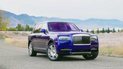 全球最贵 劳斯莱斯推全新SUV 双色车身动力十足