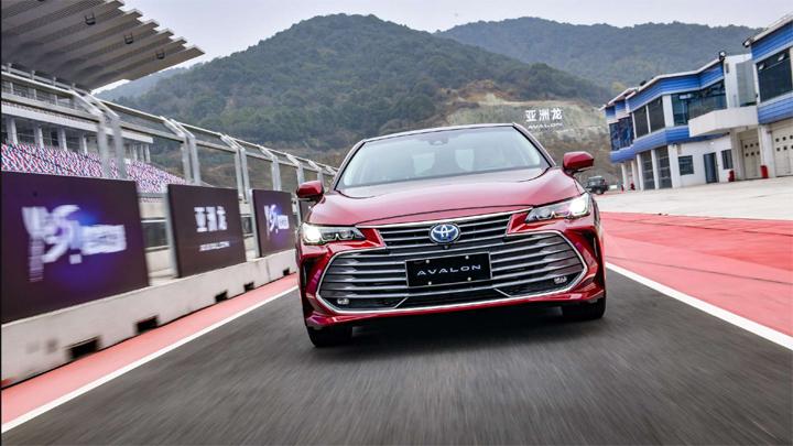 丰田推长轴豪华车 与雷克萨斯ES同平台 只要20万