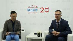 2019上海车展专访北京汽车销售有限公司公关传播高级经理