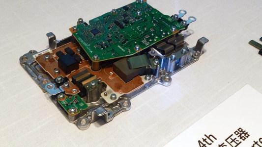 丰田双擎E+核心技术讲解 电控系统有哪些亮点?