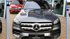 尺寸大涨!首供六座布局!全新奔驰GLS或下半年进入中国市场!