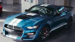 轰油!拉风!福特Mustang谢尔比GT500您还满意吗