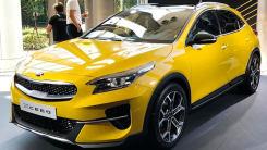 轿跑既视感,竞争缤智,全新跨界SUV Xceed来袭