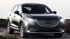 马自达新款CX-9海外上市!增6座车型,搭2.5T