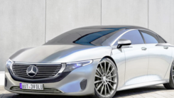 奔驰全新电动车EQS信息曝光!还有AMG版本车型!
