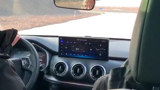 凭什么说VV6是豪华SUV——实际道路NVH体验