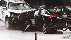 SUV和轿车不会选?看完这个对撞视频你就会了!