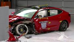 真金不怕火炼,特斯拉Model 3偏置碰撞视频来了