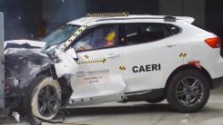 国产SUV选哪个?哈弗F5与奔腾T77碰撞对比