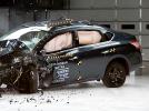 日产轩逸VS丰田卡罗拉碰撞测试!家用轿车你选谁?
