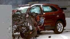 美系SUV安全性对比,酷威和锐界碰撞结果出炉