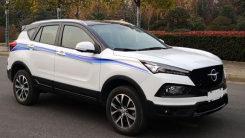 又一款SUV来啦!外观大气,百公里油耗仅1.38L