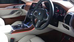 宝马新款M8Gran Coupe上市!搭4.4T引擎