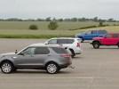 总看跑车加速,来看看SUV的加速,你猜谁赢?