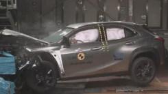 别看是雷克萨斯最便宜的SUV,安全性一点也不差