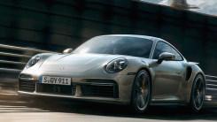 保时捷911 Turbo S!外观时尚,网友:买买买!