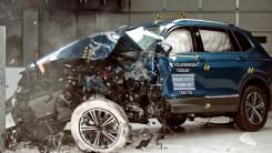 大众途观碰撞测试,这样的结果你满意吗?