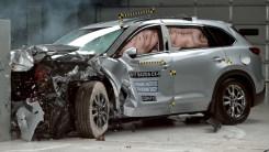 马自达CX-9碰撞结果出炉,你会期待这款SUV吗?