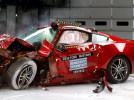 福特Mustang碰撞来了,小跑车安全性如何?