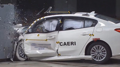 福特福克斯中保研碰撞测试结果出炉,结果你怎么看?