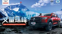 长城炮2020珠峰高程测量媒体官方工作用车发布会