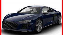 奥迪R8 V10新车型售价公布!配置丰富,即将开售