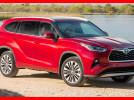 丰田全新汉兰达!国产换新2.5L混动,轴距提升
