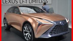对标宝马iX3!雷克萨斯全新SUV!纯电驱动+轿跑造型,搭四电机续航更强