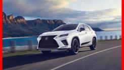 雷克萨斯新款RX售价曝光!搭V6引擎,外观增加运动套件
