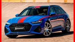 奥迪RS多款车型推改装版!动力超法拉利拉法,外观更战斗,搭4.0T