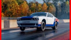 道奇挑战者新车型发布!限量发售50台,搭3.0T引擎