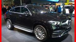 奔驰全新GLE轿跑SUV,9月11日开卖,3.0T动力更强