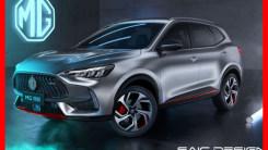 名爵年内再推两款新车 领航SUV将在10月17日上市