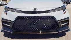 丰田卡罗拉运动版实拍!搭2.0L熏黑套件更运动