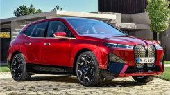 宝马电动车销量大涨31.8%!将推i4、iX等多款新车,续航高达600km