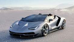 兰博基尼将发布V12新车!Aventador继任者年内亮相