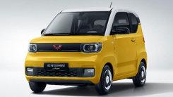 五菱新宏光MINIEV开启预定 标配安全气囊 下月上市