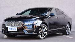 林肯将国产全新轿车 或替代MKZ 最快4月中旬发布