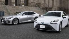 雷克萨斯LS新车发布!具备L2级自动驾驶技术