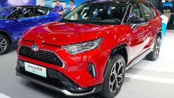 一汽丰田全新RAV4插混上市 24.88万起油耗1.1升