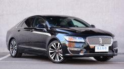 林肯全新概念轿车发布,造型科幻,配贯穿大连屏,量产版年内亮相