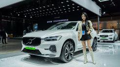 【上海车展】沃尔沃新款XC60——外观篇,换隐藏式排气布局