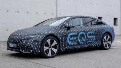 奔驰全新轿车动力曝光 搭双电机续航媲美Model S