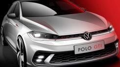 大众中期改款Polo GTI预告图!下月发布搭2.0T